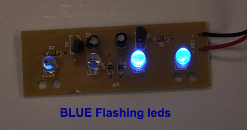Awesome Flasher Led Pcb With Battery Box For Dummy Alarm Siren Security Bell Wiring Database Scataclesi4X4Andersnl