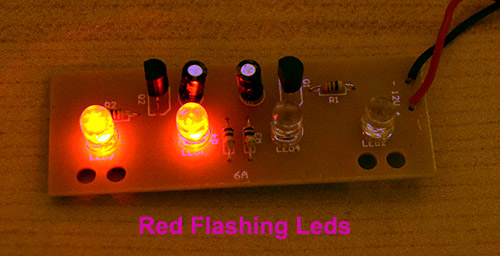 Remarkable Flasher Led Pcb With Battery Box For Dummy Alarm Siren Security Bell Wiring Database Scataclesi4X4Andersnl